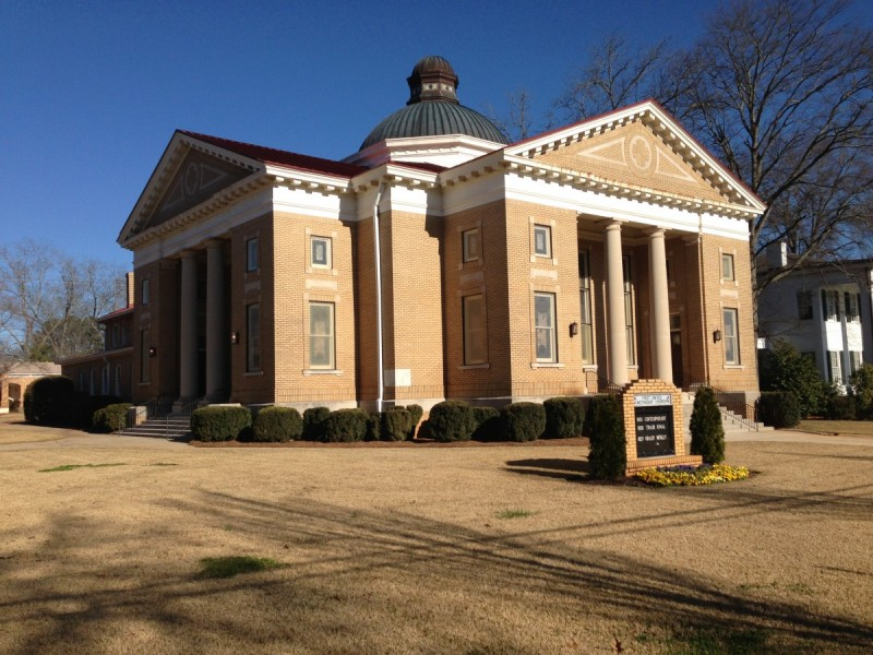 Church Construction Georgia