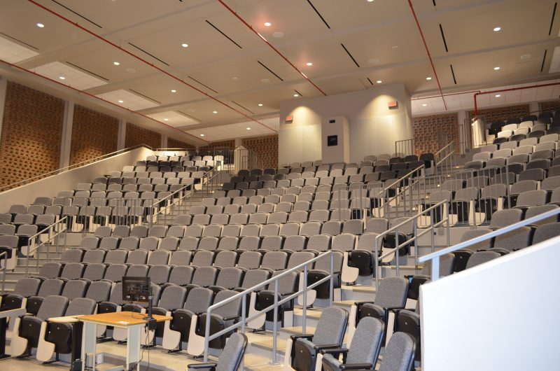 University of Georgia Chemistry Auditorium