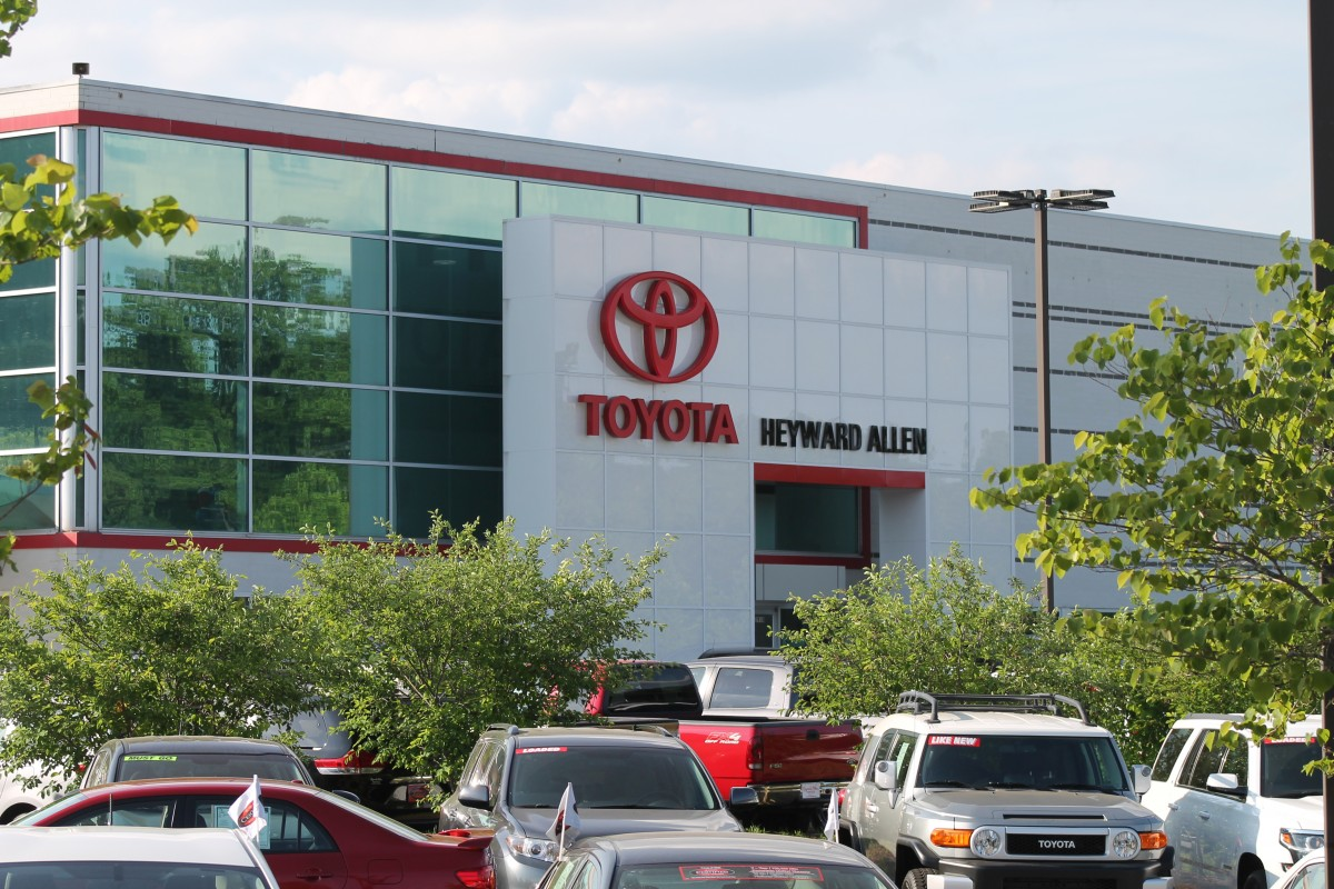 Heyward Allen Toyota
