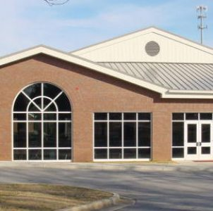 MCHS CAFE BUILDING