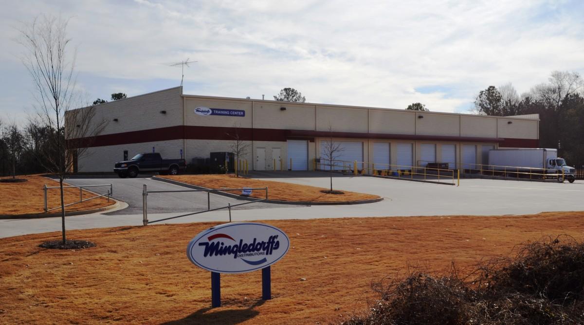 Kevin Price Industrial Construction Mingledorff's
