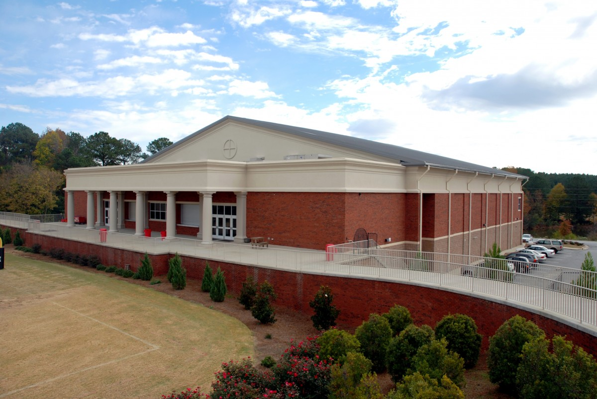 Morgan County HS Gym 1