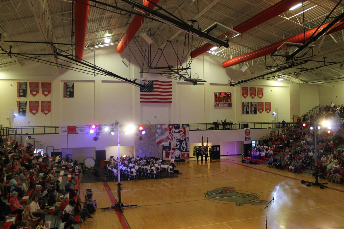 Morgan County HS Gym