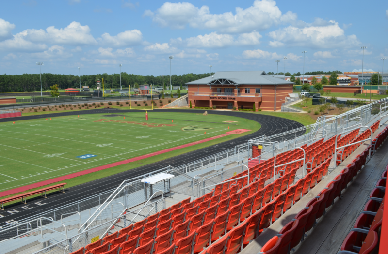 North Oconee Athletic Facility