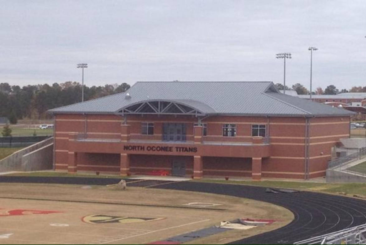 North Oconee High School Fieldhouse