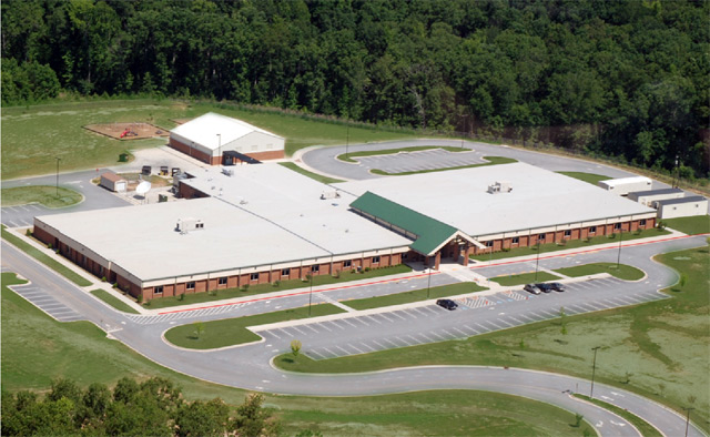 School Construction Newton County