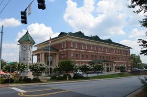 Lawrenceville City Hall Renovation