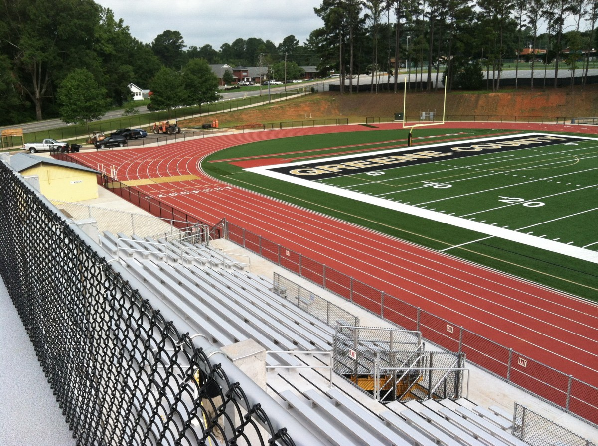 Greene County HS Grandstands
