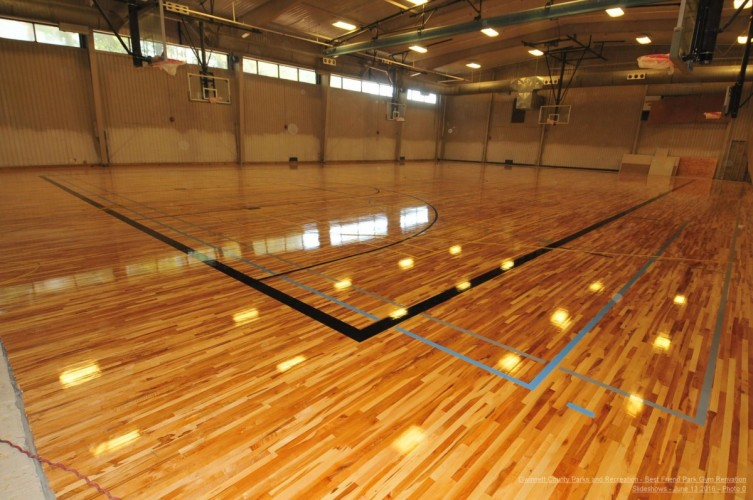 Kevin Price Construction Recreational Project