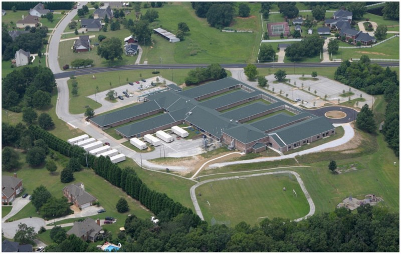 Georgia K-12 Construction projects