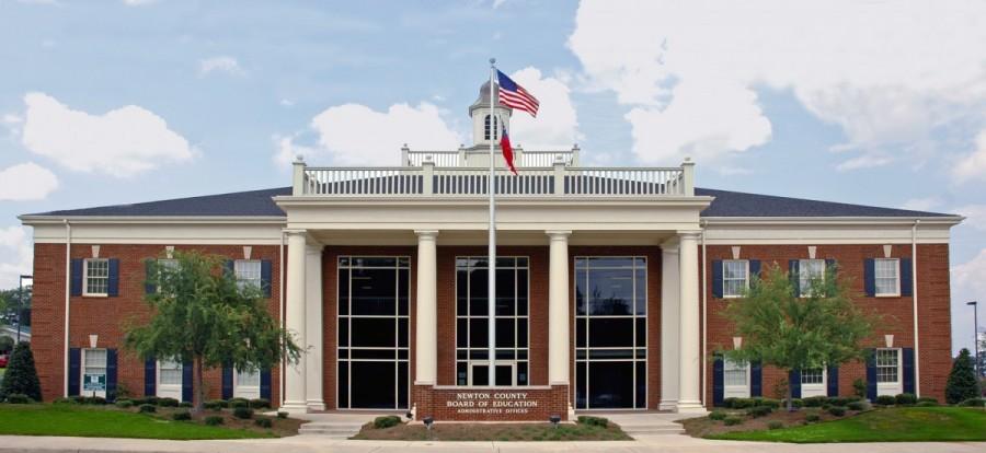 Education Construction Newton County Georgia