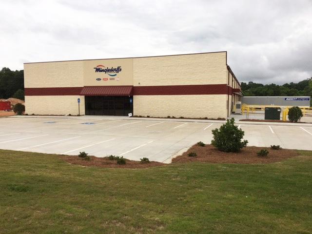 New Alabama Warehouse Facility