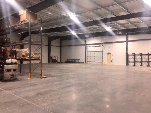 Industrial Warehouse Space