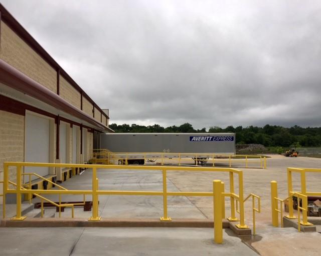 New Distribution Facility Construction