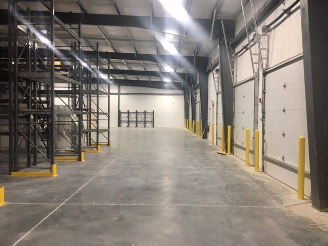 New Industrial Warehouse